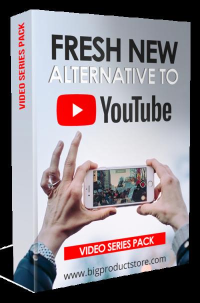 FreshNewAlternativeToYouTubeVideoSeriesPack