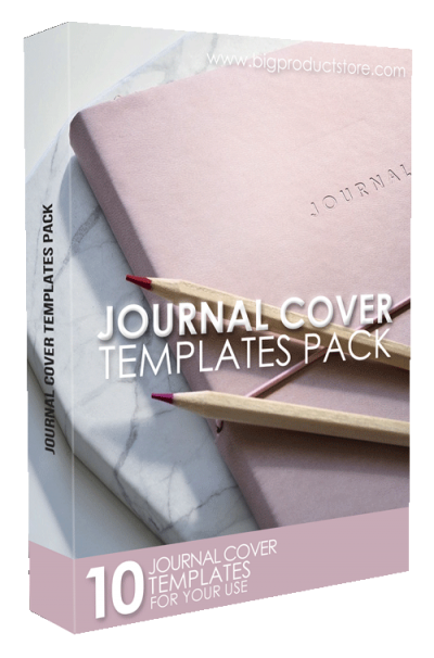 JournalCoverTemplatesPack