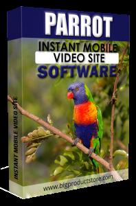 ParrotInstantMobileVideoSiteSoftware