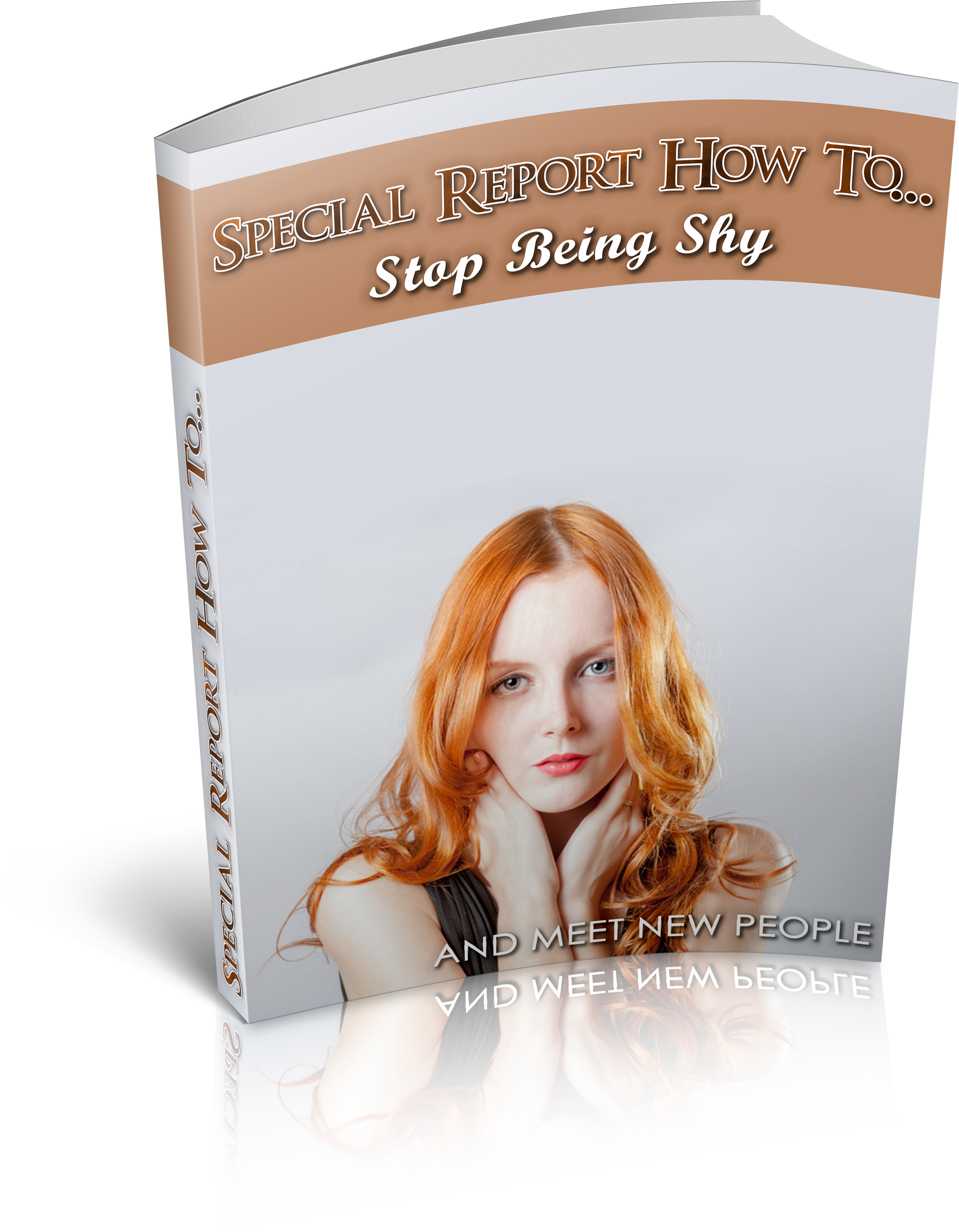 How to stop being shy
