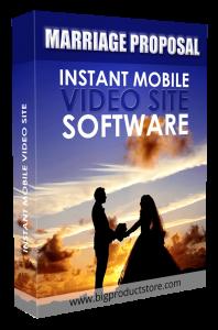 MarriageProposalInstantMobileVideoSiteSoftware