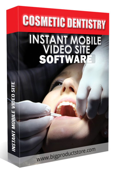 CosmeticDentistryMobileVideoSiteSoftware