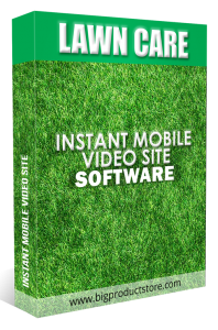 LawnCareMobileVideoSiteSoftware