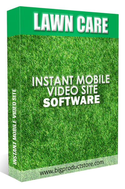 LawnCareMobileVideoSiteSoftware