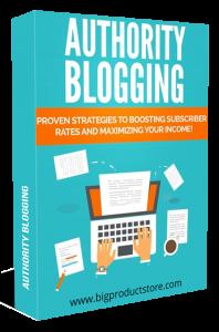 AuthorityBlogging