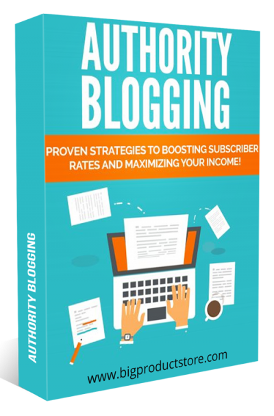 AuthorityBlogging
