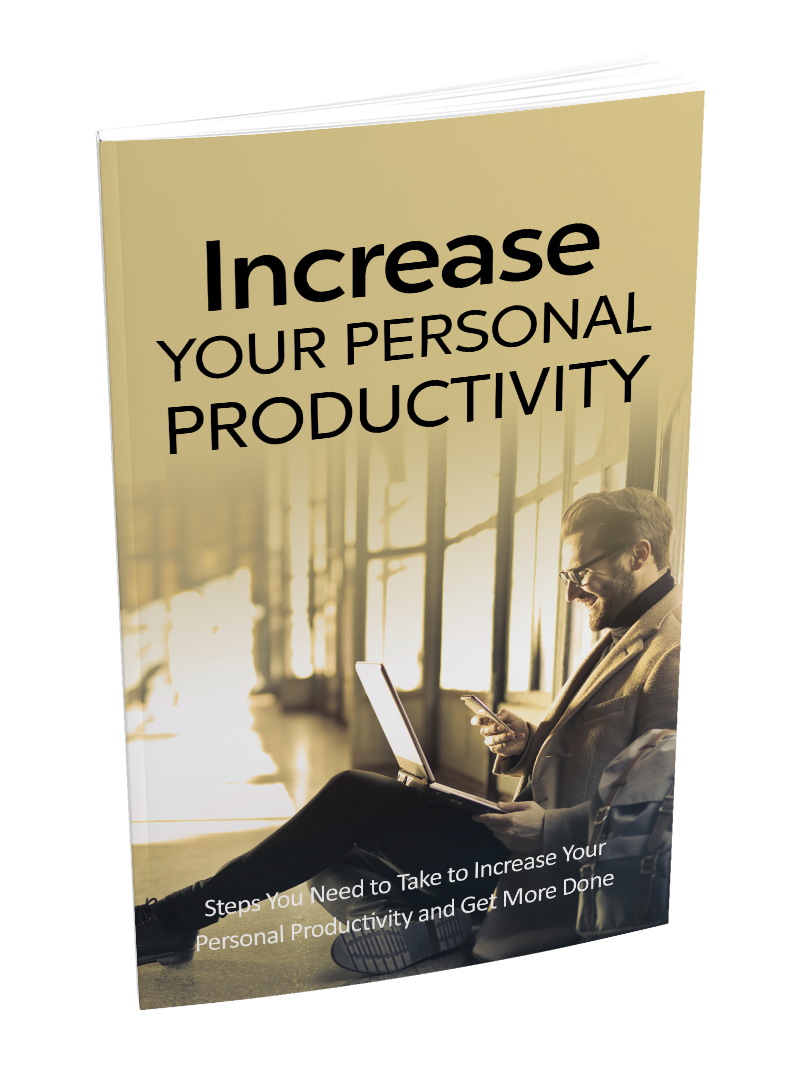 5921b47562d Increase Your Personal Productivity - BigProductStore.com