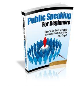 PublicSpeakingForBeg