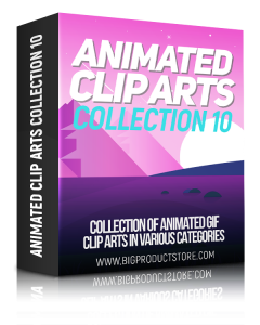 Animated Clip Arts Collection 10