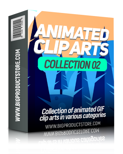 Animated Clip Arts Collection 2