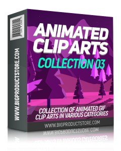 Animated Clip Arts Collection 3