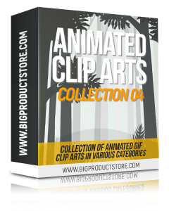 Animated Clip Arts Collection 4