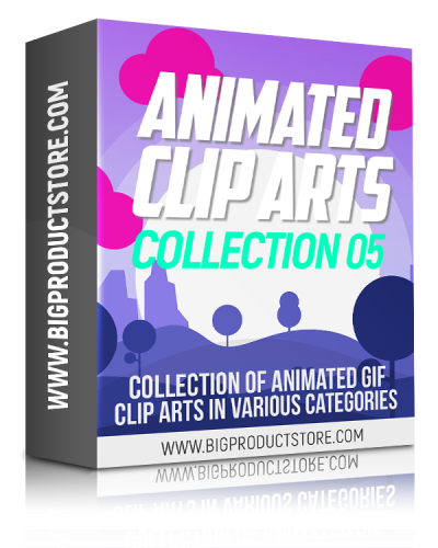 Animated Clip Arts Collection 5