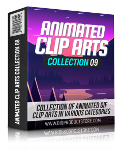 Animated Clip Arts Collection 9