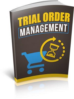 TrialOrderManagement