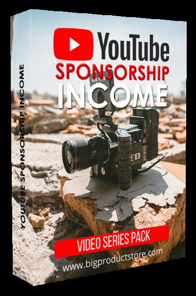 YouTubeSponsorshipIncomeVideoSeriesPack
