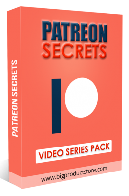PatreonSecretsVideoSeriesPack