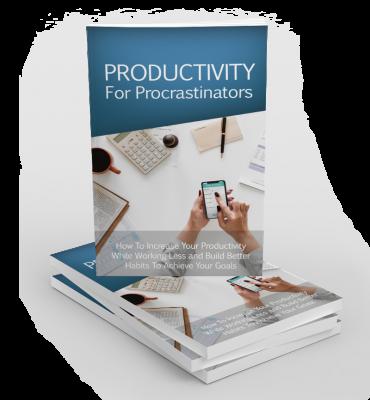ProductivityForProcrastinators