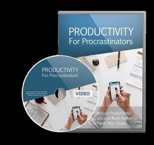 ProductivityForProcrastinatorsVids