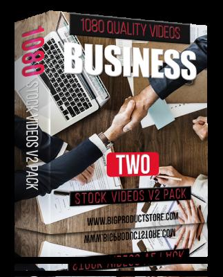 BusinessTwo1080StockVideosV2Pack