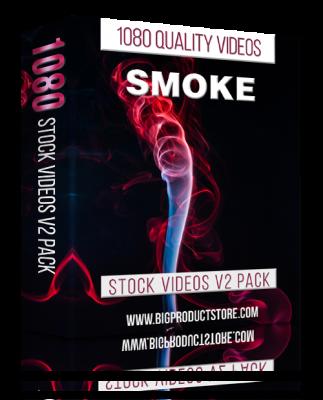 Smoke1080StockVideosV2Pack