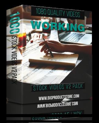 Working1080StockVideosV2Pack