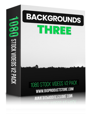 BackgroundThree1080StockVideosV2Pack