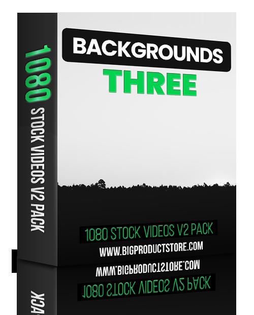 BackgroundThree1080StockVideosV2Pack