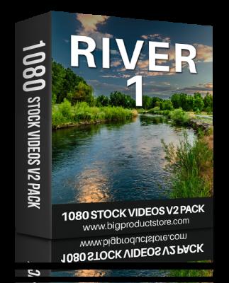 RiverOne1080StockVideosV2Pack