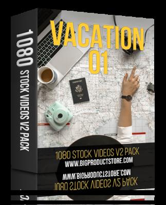 VacationOne1080StockVideosV2Pack